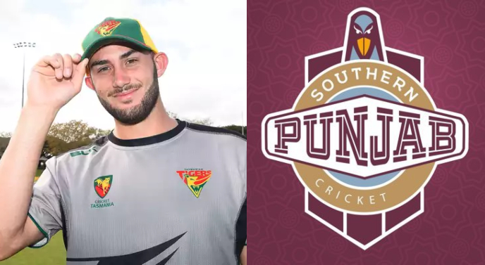 Aaron Summers becomes the first overseas player to play Pakistan Domestic Cricket