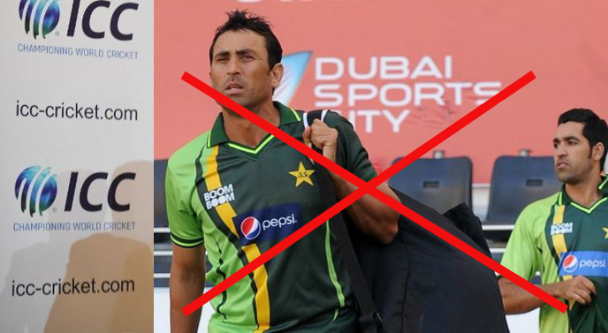 Twitter reacts on seeing no Pakistani in ICC awards of the decade. Image created by: Zainab Shafiq