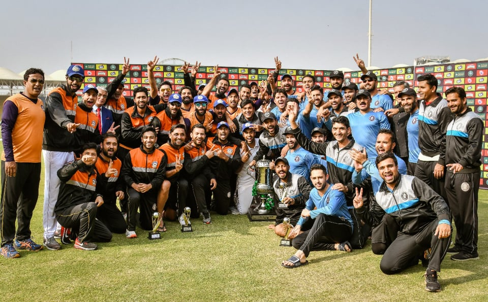 KPK vs CP final: Trophy shared between two teams