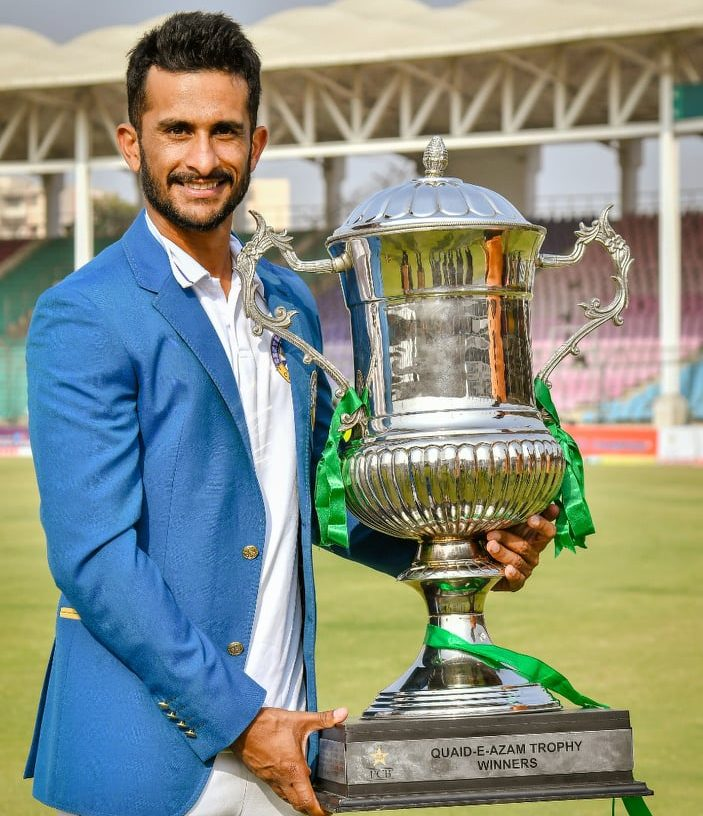 Hasan Ali blistering hundred is taking all over the internet