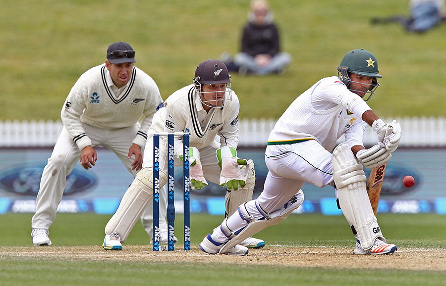 Here is how the World Test Championship point table looks after NZvsPak Tests