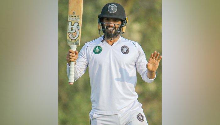 Kamran Ghulam records most runs in single Quaid-e-Azam Trophy season