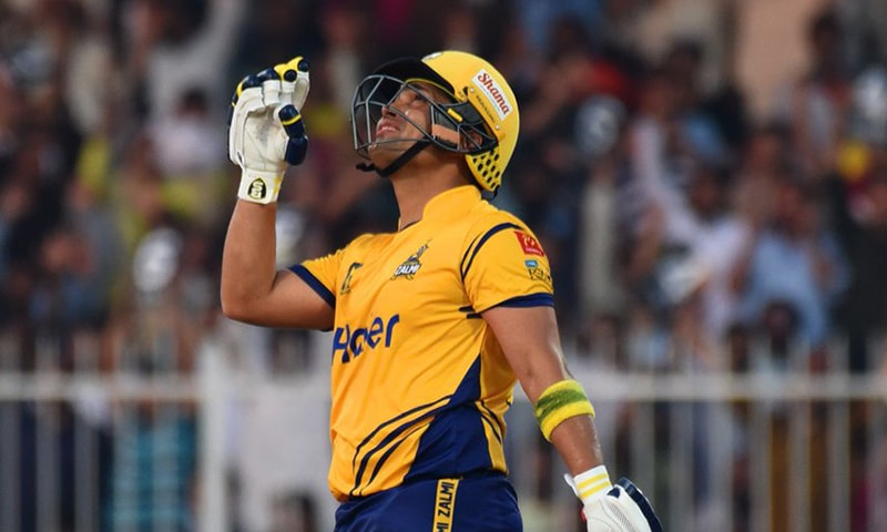 PSL: See the best ball per ratio with a minimum of 36 sixes hit