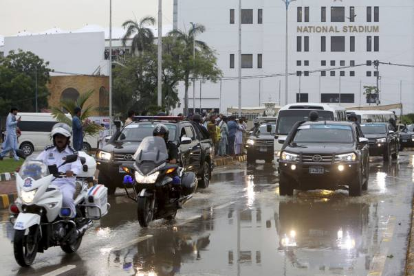 Karachiites should avoid these roads during Pak vs SA Karachi Test