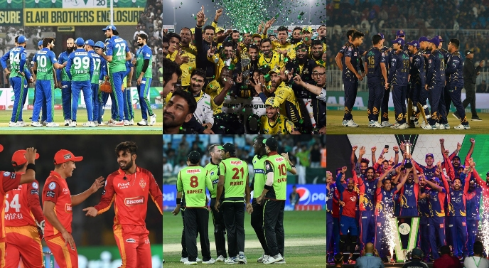PSL 2021 complete squads for all teams