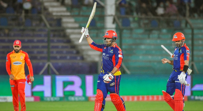 Babar and Sharjeel contributes to the highest PSL partnership