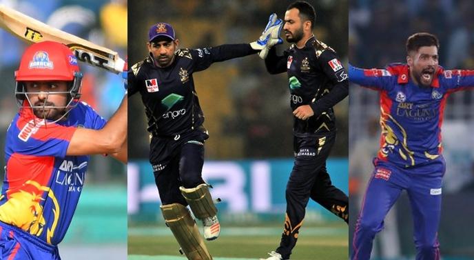 PSL 2021: Babar, Nawaz, Amir, Sarfaraz to reach splendid milestones