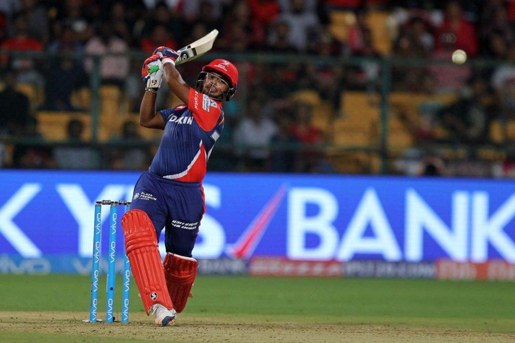 Rishabh Pant, Delhi Capitals batsman