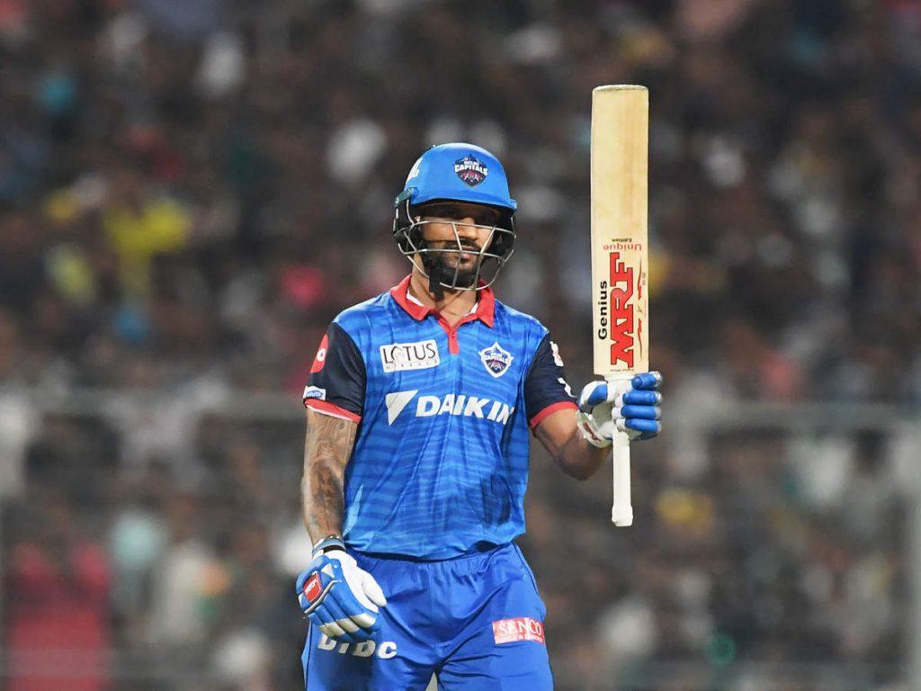 Shikar Dhawan, Delhi-based batsman