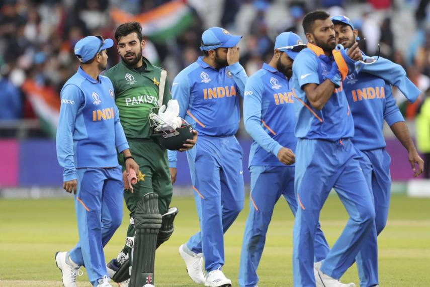 History of India vs Pakistan, what will happen in the next match?