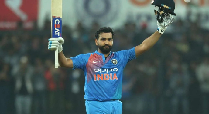Rohit Sharma becomes second Indian to cross 9000 T20 runs