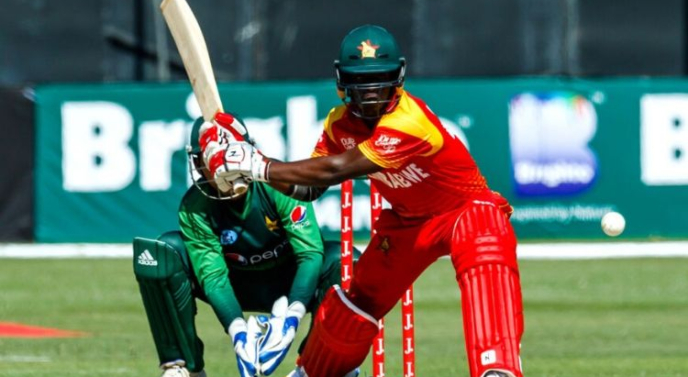 Craig Ervine ruled out of Pak vs Zim series here is who will replace him 2