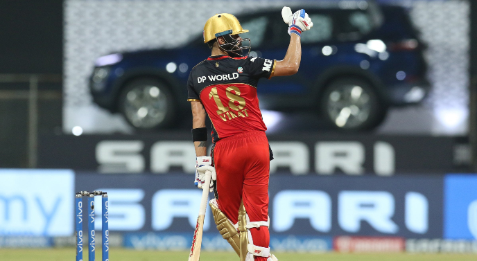 Virat Kohli reaches an impressive milestone