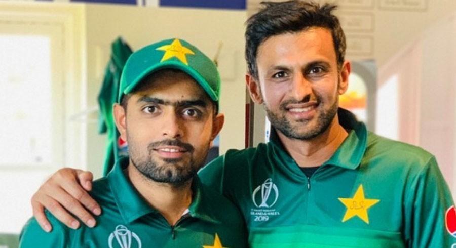 Babar Azam answers to Shoaib Malik's heavy criticism on selection