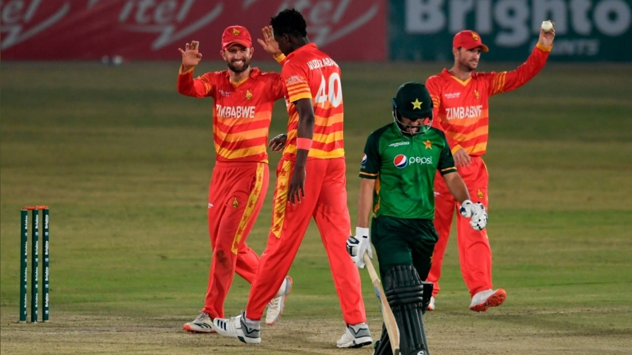 Pak vs Zim: Which fifteen men Zimbabwe will play in the T20I series?