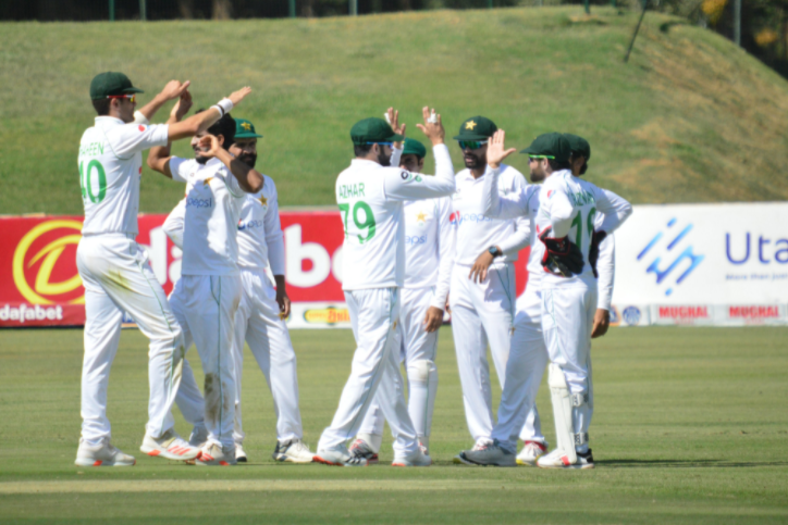 Pak vs Zim 1st Test: Top performers of the Day 1