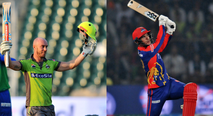 List of available and unavailable foreign players for PSL 6