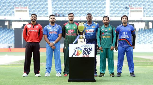 Ehsan Mani's prediction about Asia Cup 2021 comes true