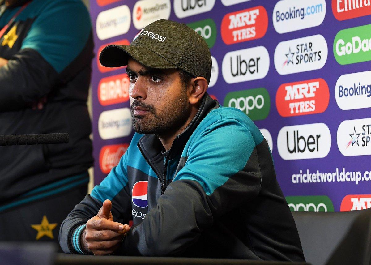 Babar Azam answers the critics saying 'team is afraid of losing to Zimbabwe'
