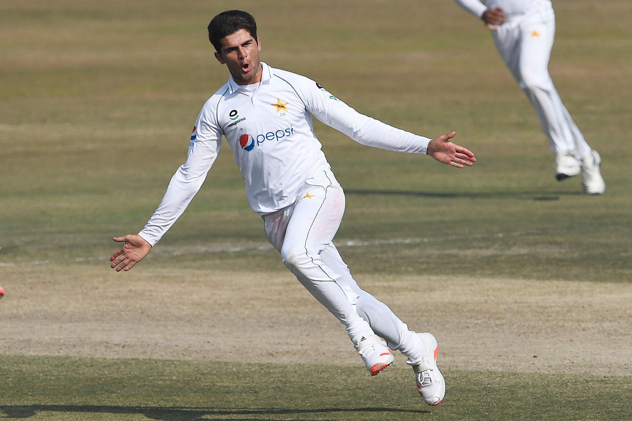 Pakistan's quickest to 50 Test wickets