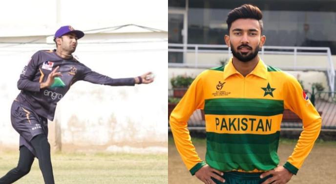 How did Arish Ali Khan emerge as a cricketer 1