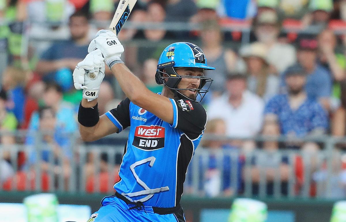 Jake Weatherald loads Sarfaraz Ahmed with praises