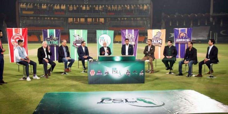 PCB and PSL franchises inspect remaining HBL PSL 6 matches