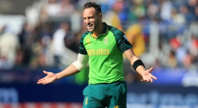 Du Plessis differentiates MS Dhoni and Sarfaraz Ahmed