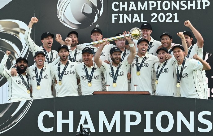 WTC Final 2021: Williamson brings maiden ICC trophy home