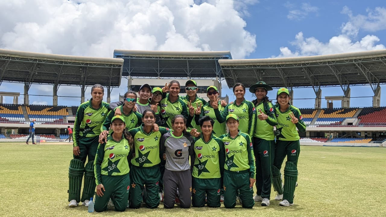 Pak-W A vs WI-W A: What helped women in green to whitewash the hosts?