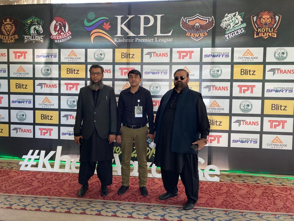 CricketHolic partners with Kotli Lions for KPL 2021
