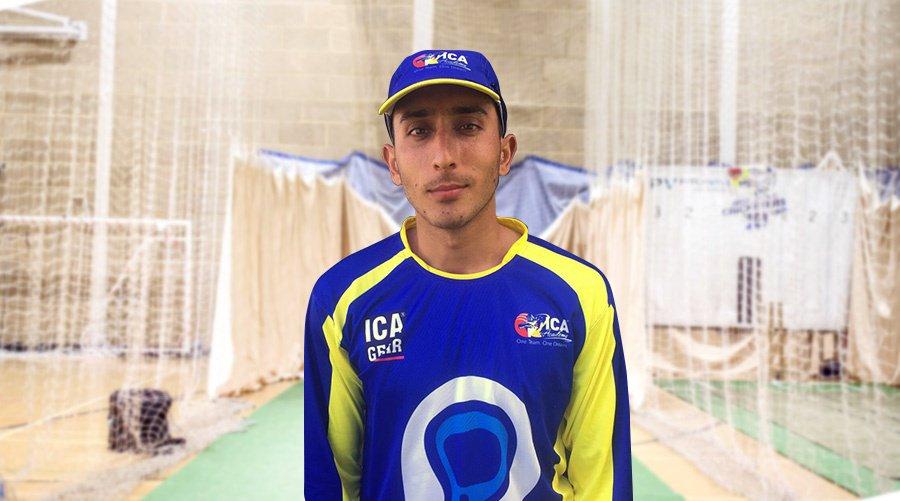 Kashif Ali becomes the first Kashmiri player to score 100 in KPLKashif Ali becomes the first Kashmiri player to score 100 in KPL