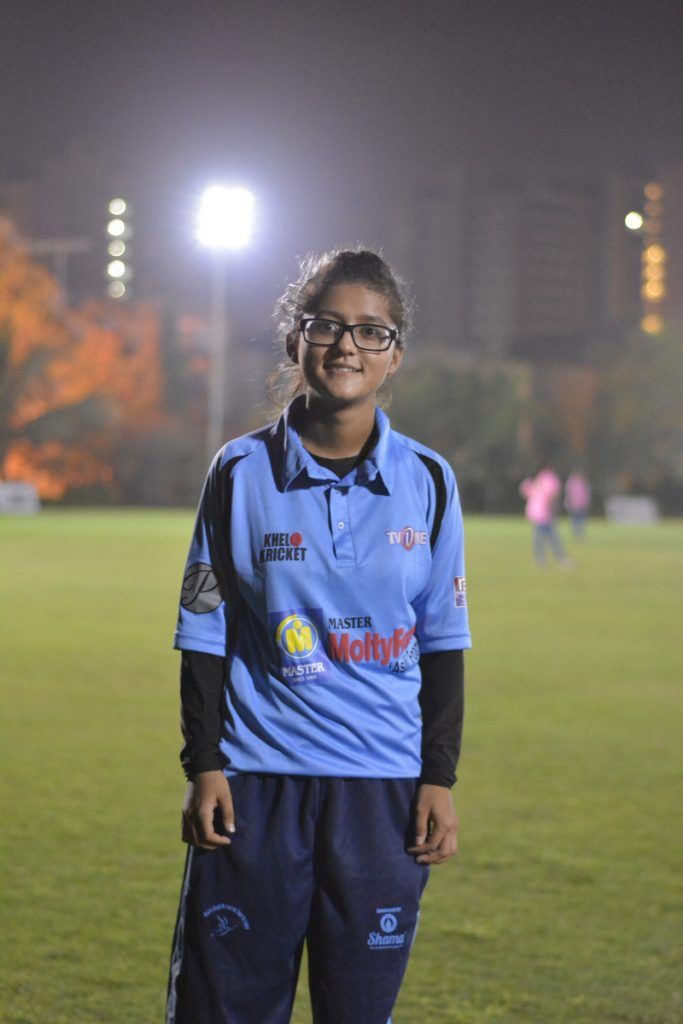 Anoosha Nasir - dominating different cricket getting close to national fold